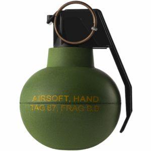 Grenade TAG 67 Green