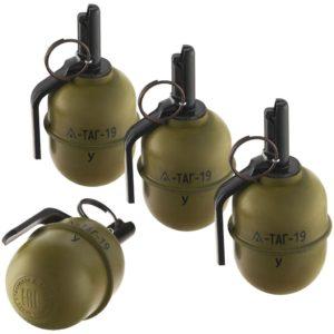 Grenade airsoft Tag 19 Y